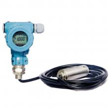 Hydrostatic liquid level sensor