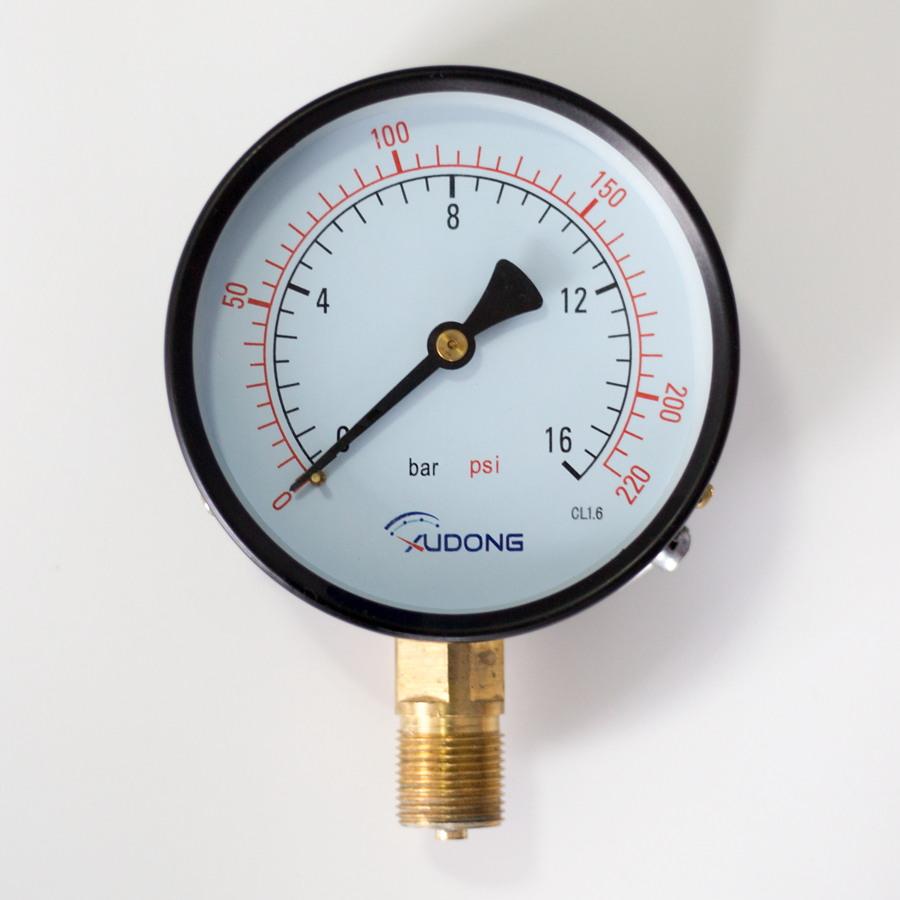 Fluid Amp Liquid Filled Mechanical Oil High Vacuum Diesel