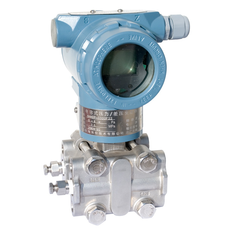 SHDP/GP Differential Pressure/Pressure Transmitter with Remote Diaphragm seals