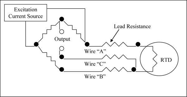 2, 3 or 4 wire rtds? - silver automation instruments ltd. resistance thermometer wiring diagram