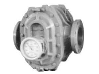 oval wheel flow meter