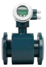 full bore magnetic flow meter