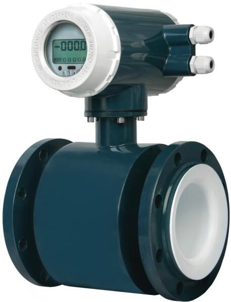 magflow flow meter