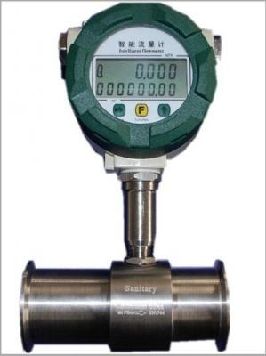 Turbine Flow Meter Applications Reference (1)