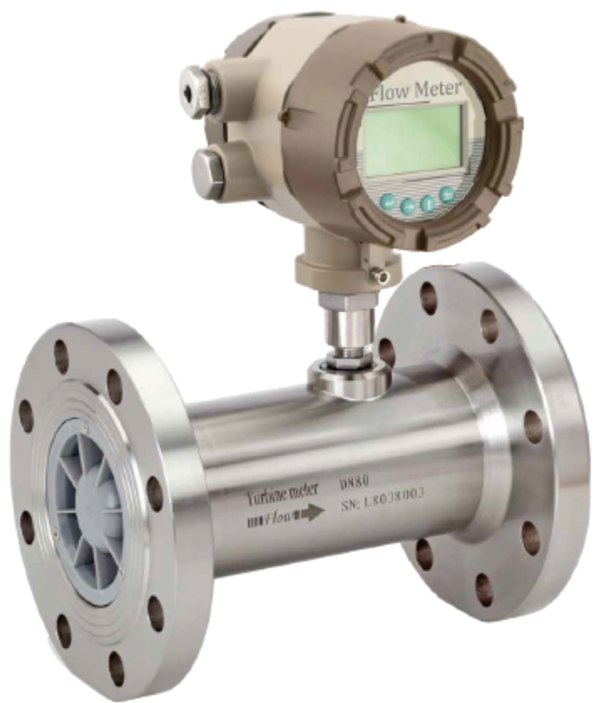 Flange Connection Gas turbine Flow meter