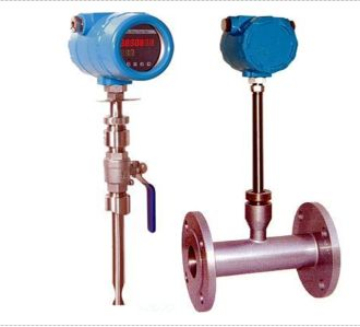 Compact Thermal mass flow meter