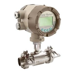 Sanitary Hygienic Liquid Turbine Flow meter