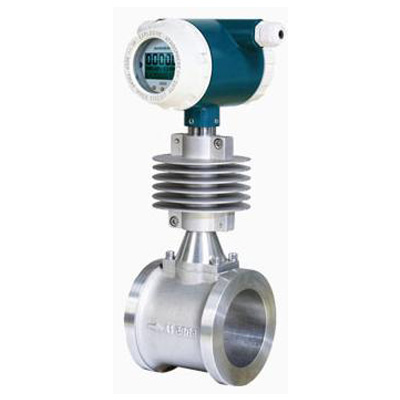 digital gas flow meter vortex