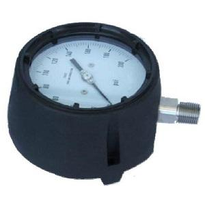 Resin phenolic pressure gauge