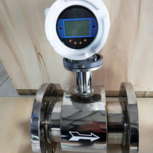 Nitric acid (HNO3) flow meter