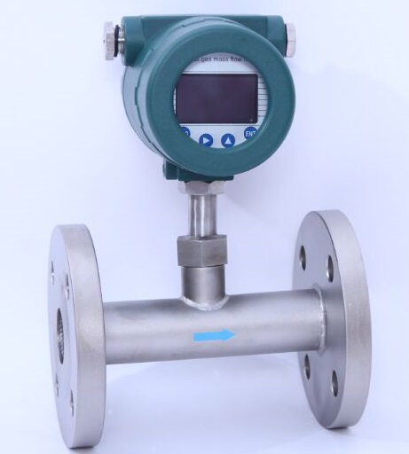 THERMAL DISPERSION FLUE GAS FLOW METER