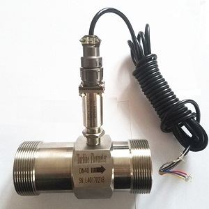 SLW-N Liquid Turbine flow sensor
