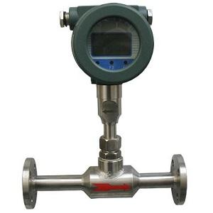 Compressed air flow meter
