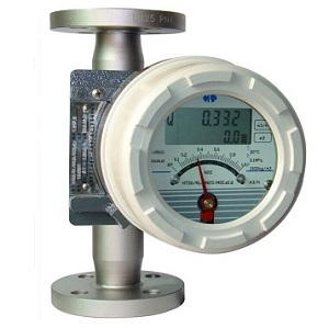 Metal Tube Rotameter with Transmitter