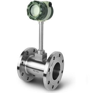 STLU-1-B0 Series Flanged Vortex flow meter