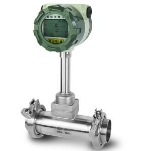 STLU-6 Series Tri-clamp style Vortex flow meter