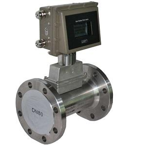 Gas Turbine Flow Meter with Temp & Press. compensation