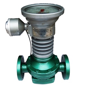 High temperature Oval gear flow meter