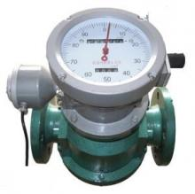Oval gear flow meter