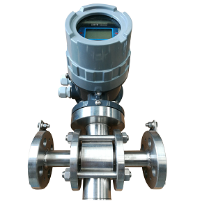 Low flow magnetic flow meter