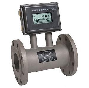 Industrial air flow meter