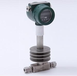 Mass flow meters for gas