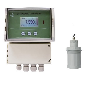Ultrasonic Level transmitter with PROFIBUS-DP