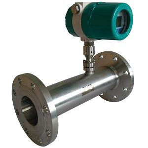 "4""in-line thermal mass flow meter for air"