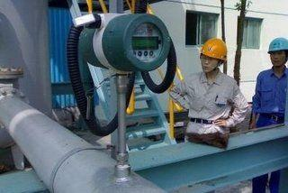 Why we use Thermal mass flow meter for gas ?