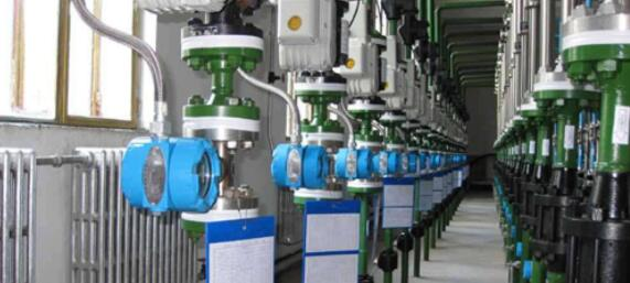 flow meter in Chemical Production and Processing Industry
