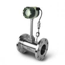 Vortex air flow meter
