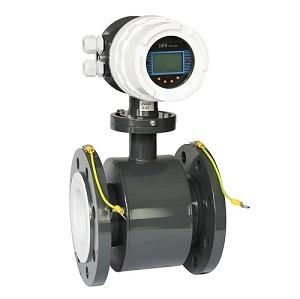 Wastewater flow measurement-Magnetic Flow water