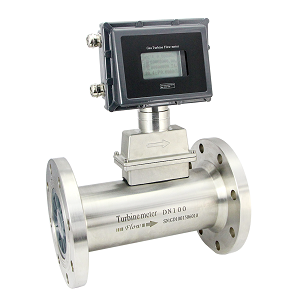 Electronic gas flow meter