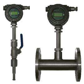 Eletronic gas mass flowmeter –Thermal mass flow meter