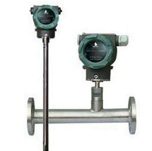 Electronic Flow Meter for gas measurement