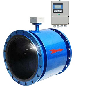 MAGNETIC FLOW METER TO MEASURE WATER WITH 4-20mA OUTPUT
