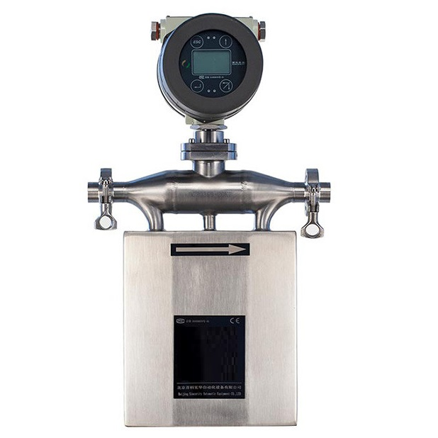 Digital liquid flow meter -Coriolis flowmeter